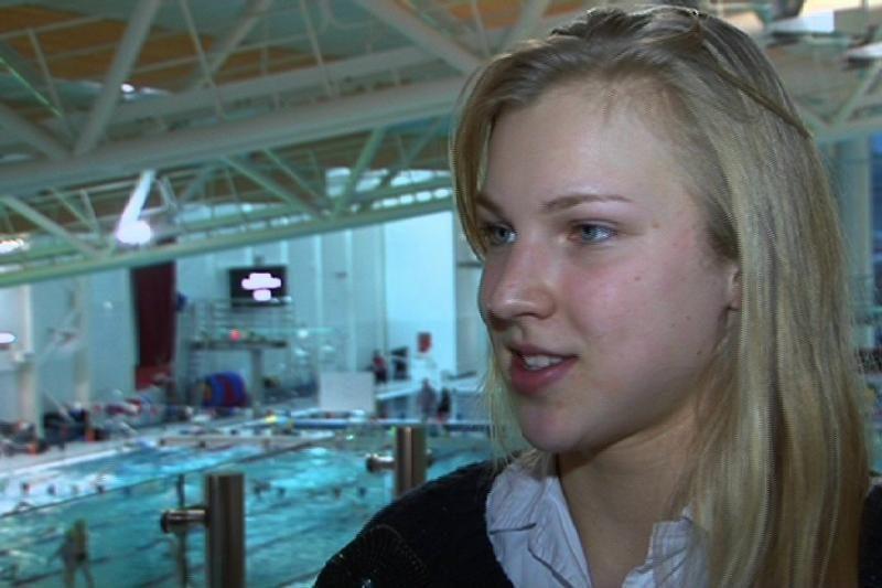 R. Meilutytė gavo pasiūlymą plaukti už Ameriką