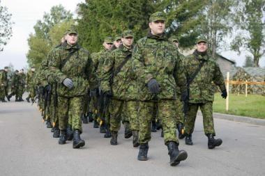 Tarptautinėse misijose tarnaujančių karių balsai jau Lietuvoje