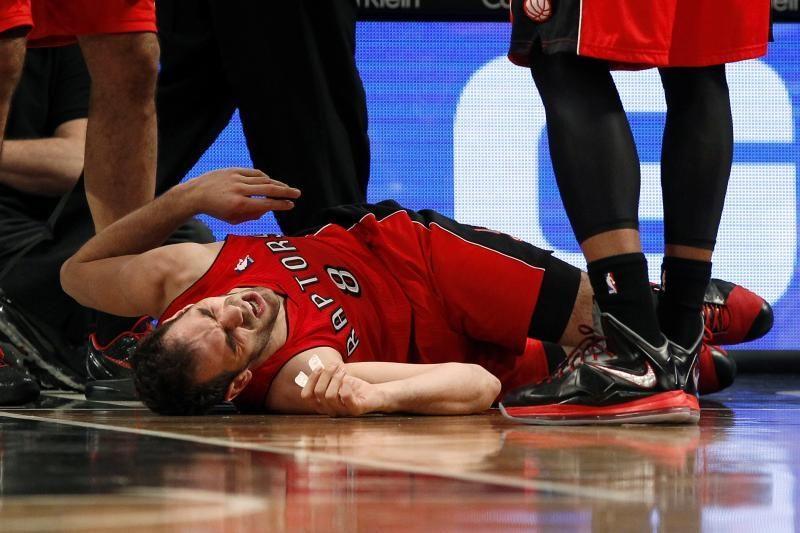 """""""Raptors"""" nesugebėjo nutraukti """"Nets"""" pergalių serijos"""