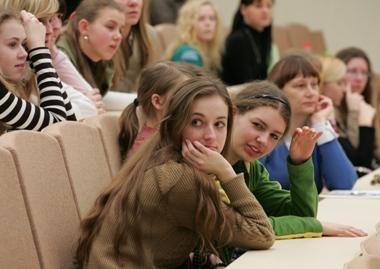 Labdaros šventė – gabiausiems studentams paremti
