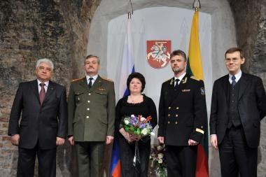 Akredituotas naujas Rusijos gynybos atašė Lietuvai