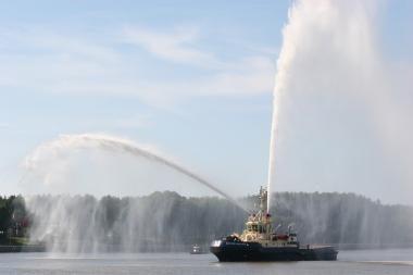 """""""Baltijos"""" laivų statykla uosto vilkikus statys danams"""