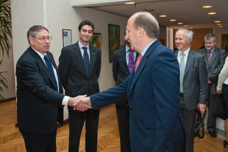 Premjeras: NASA siūlomos galimybės įdomios Lietuvos mokslininkams