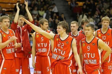 Studentų krepšinio lygoje pergalingai žaidžia tik KTU