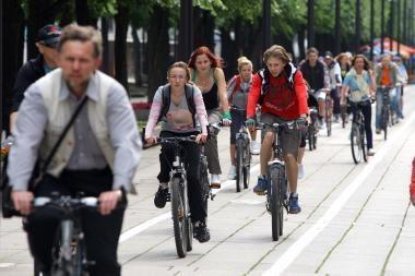 Dalyvauk Kauno dviračių maratone su savo komanda