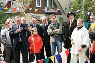 Birštone vyko Kauno apskrities dienos šventė