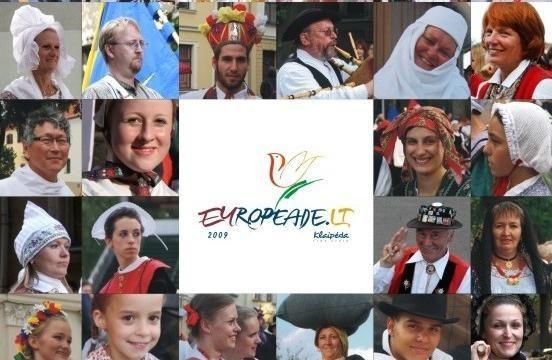 """Klaipėdiečiai išvyksta į """"Europiadą"""" Estijoje"""