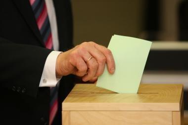 Siūloma balsavimą savivaldybių tarybose viešinti internete