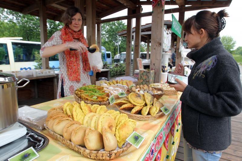 Kokius maisto produktus labiausiai vertina lietuviai?