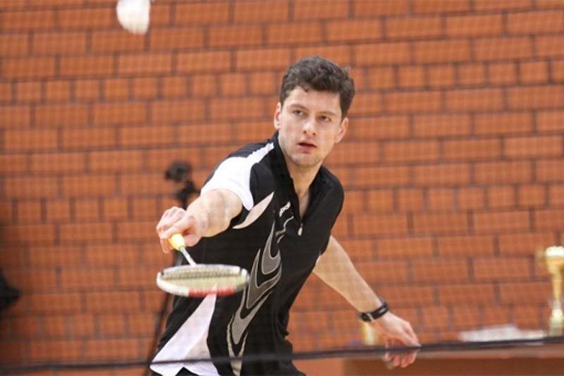 K.Navickas Škotijoje iškopė į vyrų vienetų varžybų aštuntfinalį
