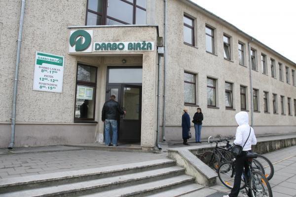Klaipėdos darbo biržos skelbiamos laisvos darbo vietos