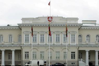 Prezidentūroje – žiniasklaidos forumas apie žiniasklaidos laisvę ir atsakomybę