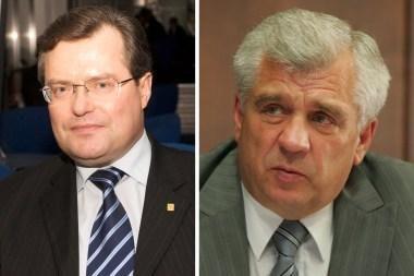 Ligoninių pertvarka: ministro palyginimai įžeidė Klaipėdos merą
