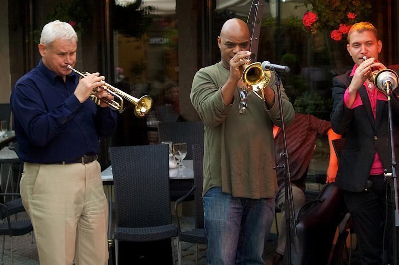 Pilies džiazo festivalis: Klaipėdą užlies džiazas (programa)