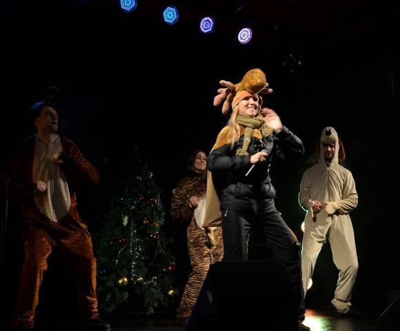 Palanga šokio ritmu tapo metų kultūros sostine