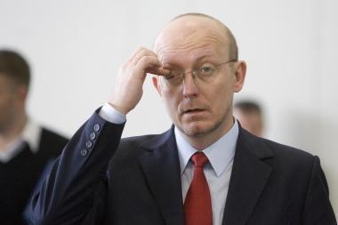 A.Valinskas išeis iš Seimo?