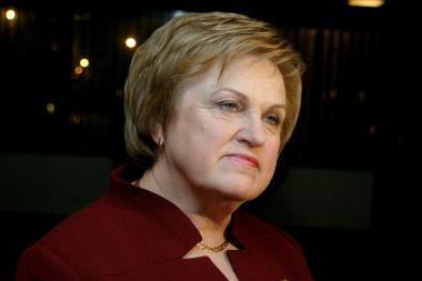 Politologai: K.Prunskienės ryšiai su Rusijos politikais gali pritraukti sovietmečio besiilginčius rinkėjus