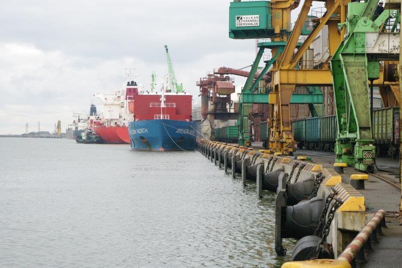 Klaipėdos uosto direkcija griežtins reikalavimus investicijoms