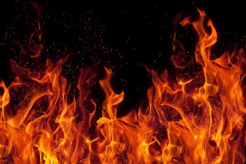 Į Šakių ligoninę  pateko  apdegęs  vyras