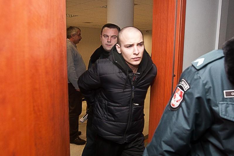 Kūdikį ir vyrą Vilniuje pražudžiusiam jaunuoliui – švelnesnė bausmė