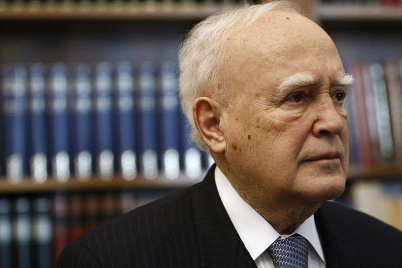Graikijos prezidentas ragina formuoti technokratų vyriausybę
