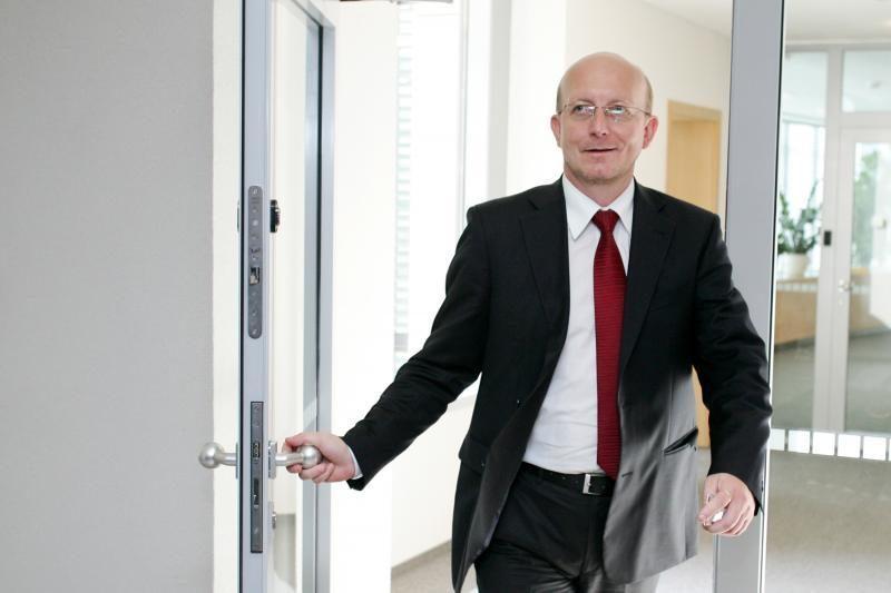 A.Valinskas kitą savaitę taps LiCS vicepirmininku