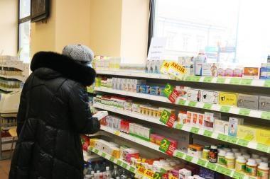 Gripas atakuoja klaipėdiečius