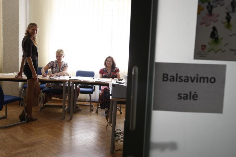 Seimo rinkimai Klaipėdoje įgauna pagreitį