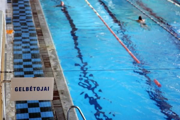 Savivaldybė skyrė lėšų Lazdynų baseino remontui
