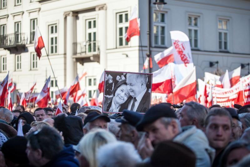 Lenkijos prezidento lėktuvo katastrofos liudininkas rastas negyvas