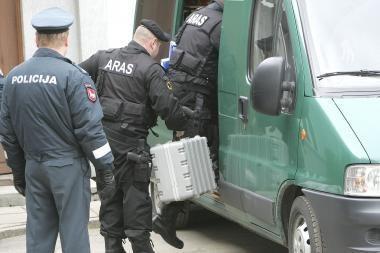 Per sprogimą ant Kauno kolegijos baseino stogo žmonės nenukentėjo (papildyta)