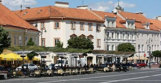 Renkami svetingiausi Vilniaus viešbučiai, kavinės, muziejai