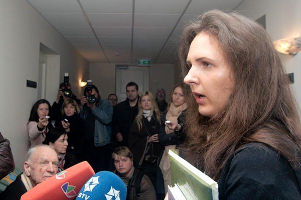 Už prokuroro įžeidimą E.Kusaitei teks mokėti 1,3 tūkst. litų baudą