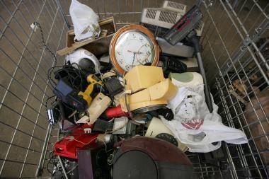 Druskininkų gyventojai irgi dalyvavo miesto švarinimo akcijoje