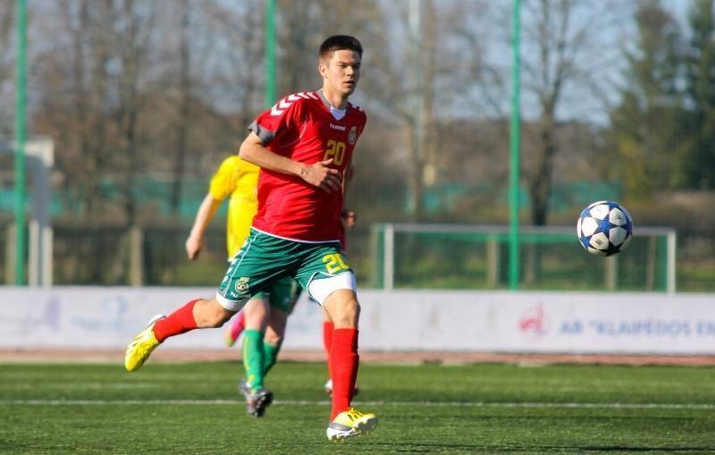 Lietuvos devyniolikmečių futbolo rinktinė nenusileido ukrainiečiams