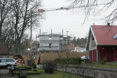Priimti sprendimai dėl statybų Kuršių nerijoje