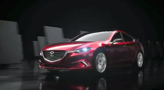"""Pristatyta naujoji """"Mazda6"""", kuri Lietuvoje debiutuos 2013 pradžioje"""