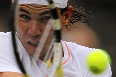 Vimbldono teniso finale – čekas ir ispanas