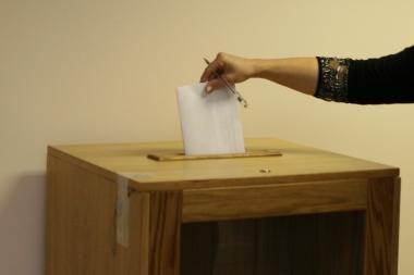 Lietuviai Jungtinėje Karalystėje jau balsuoja