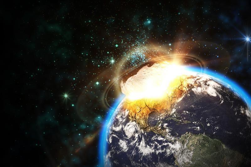 Po dviejų savaičių pro pat Žemę praskries asteroidas
