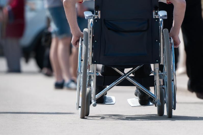 Regitra: vis daugiau neįgaliųjų sėdasi prie vairo