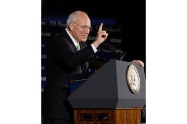 D.Cheney vyksta į Kaukazą ir Ukrainą