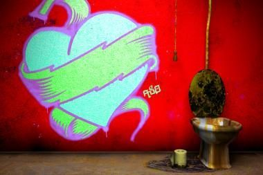Tualetų sienų tapytojams - viešas konkursas