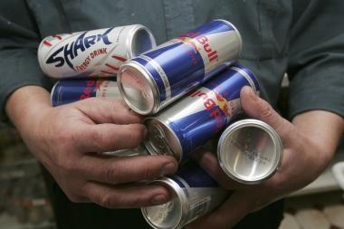 """""""Red Bull"""": draudimas parduoti energinius gėrimus nepilnamečiams - absurdas"""