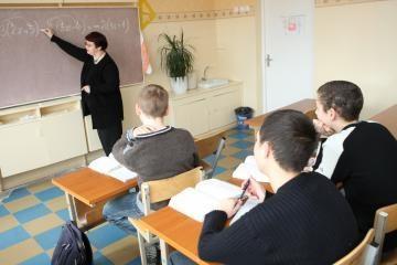 Mokytoju gali būti bet kas?