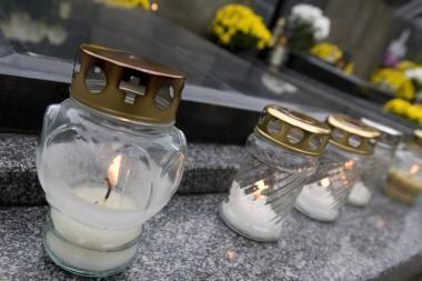 Vilniuje išniekintos Bernardinų kapinės