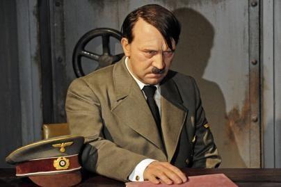 Į Berlyną sugrįžo Adolfas Hitleris
