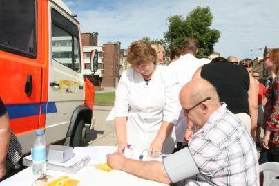 Savivaldybė studentams leis tikrinti sveikatą