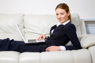Darbas namuose – kaip įtikinti viršininką?