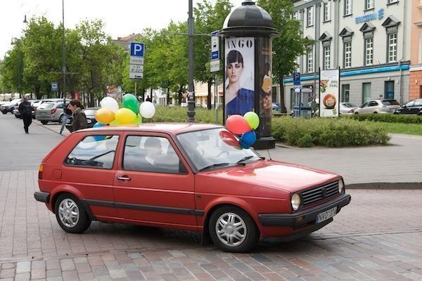 Vilniaus mokyklose nuskambėjo paskutinis skambutis